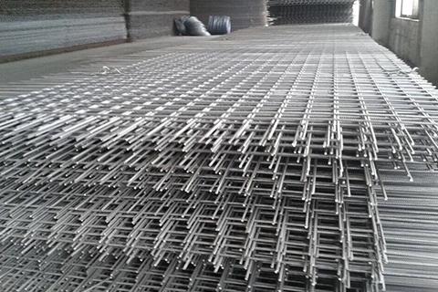 弹簧钢筋网